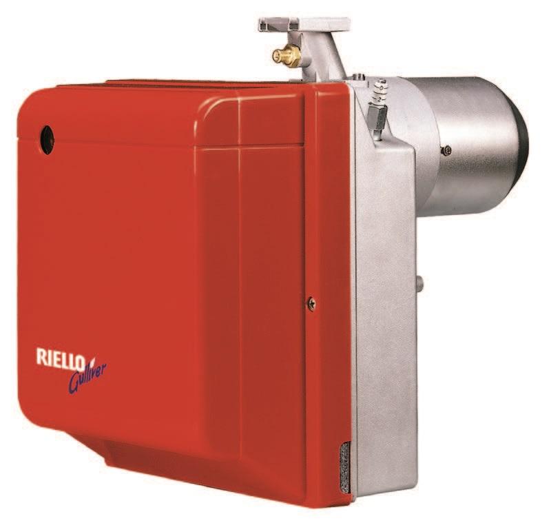 газовые горелка riello gulliver bs 2